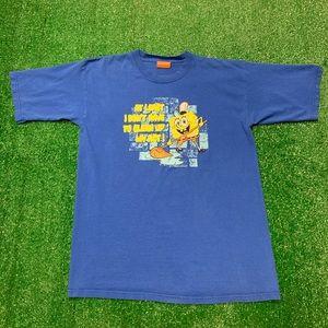 Vintage Nickelodeon Spongebob Squarepants Shirt